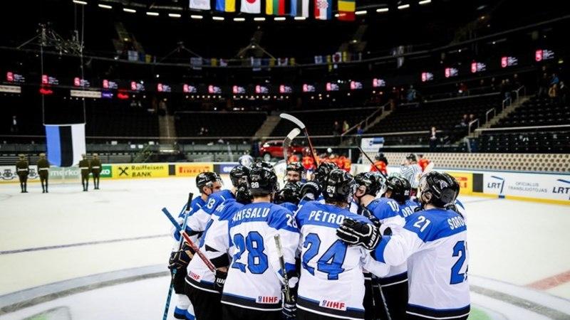 Eesti sai jäähoki MM-turniiri korraldusõiguse