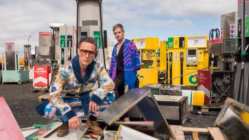 Islandi elektroonilise muusika sensatsioon GusGus esineb sügisel taas Tallinnas