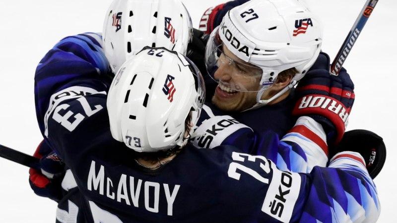 MAGUS PRONKS! Ameeriklased häbistasid medalimängus Kanadat