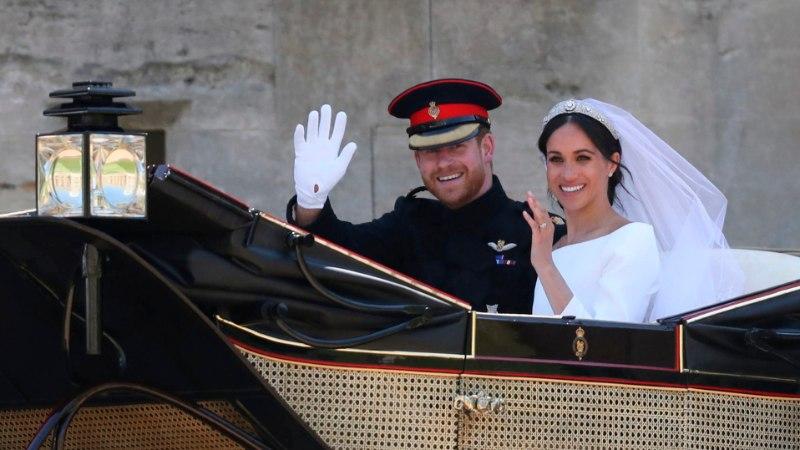 Meghan ja Harry tegid pulmakülalistele armsa üllatuse