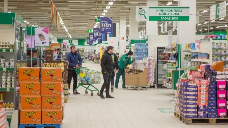 Veel kaks Tallinna Prismat avavad ööseks uksed