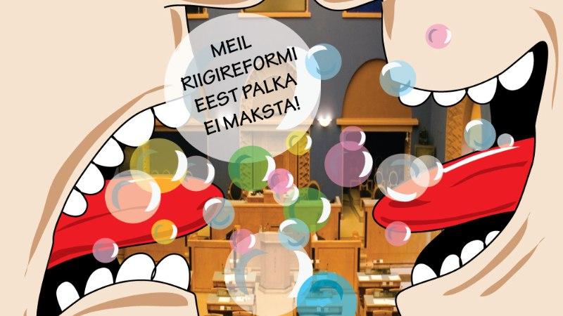 Toomas Alatalu | Eesti on kriisis nagu teisedki