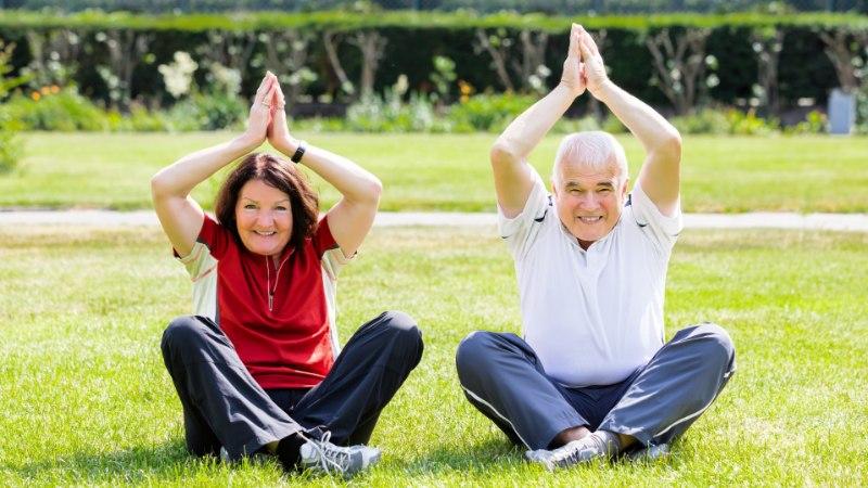 Naerujooga ravib haiguseid ning laseb valla rõõmu ja vabaduse