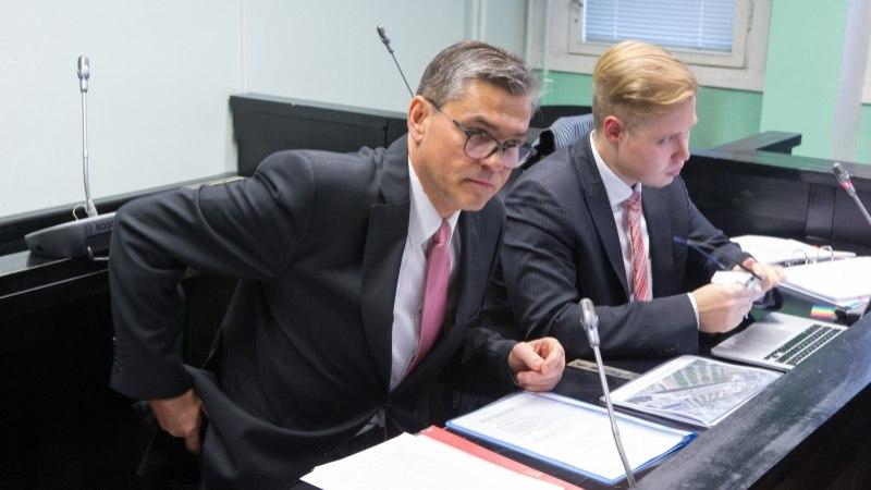 Kohus mõistis Meelis Paile 800-eurose trahvi