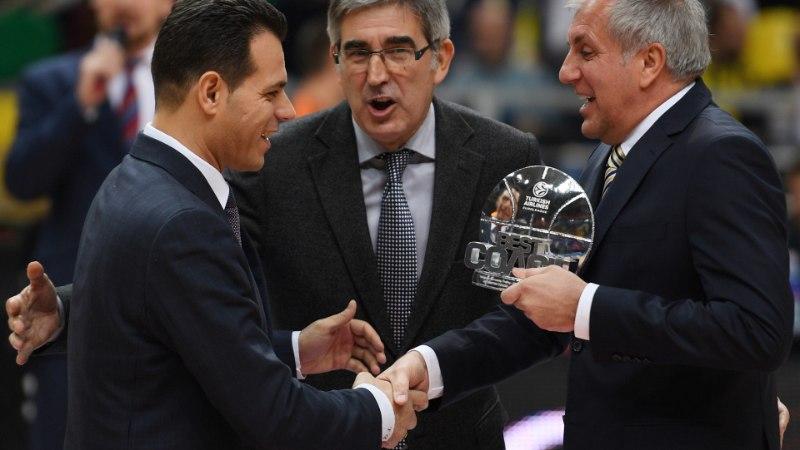 Euroliiga boss kinnitas, et korvpallisõda jätkub