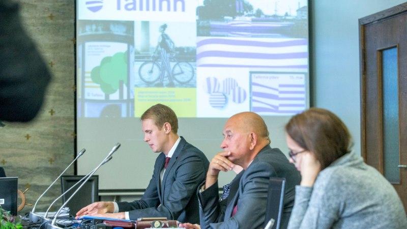 Kaljulaid eitab tüli Klandorfiga:Sõle spordikeskuse juhtum peaks olema pöördepunkt Tallinna juhtimises