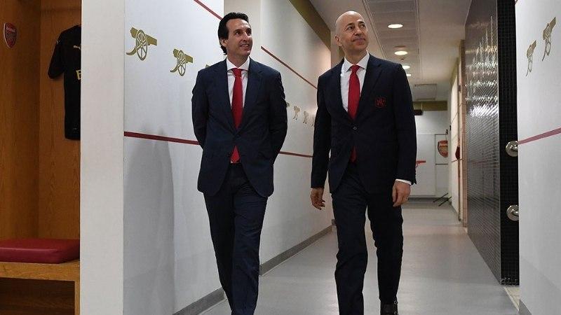 Värske Arsenali peatreener: tahan meeskonna taas Euroopa eliitseltskonda tõsta