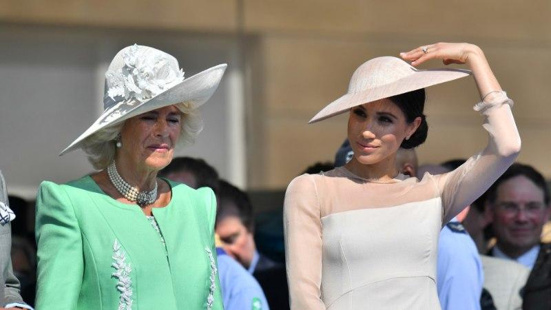 Camilla võttis Meghan Markle'i peredraama asjus sõna