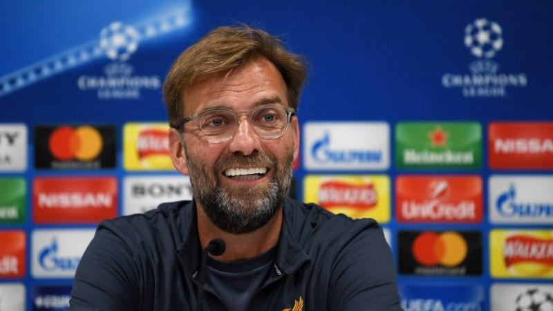 Klopp enne suurt finaali: Liverpooli mängijatel pole midagi kaotada. Mina vastutan kaotuste, nemad kõige muu eest!