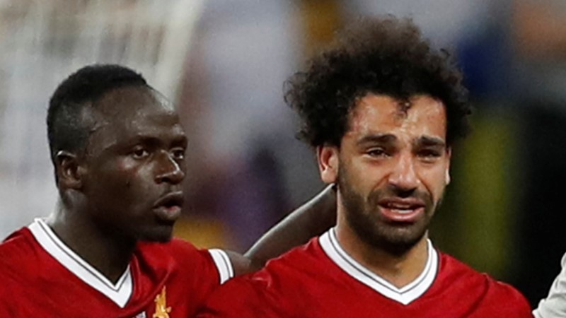 Inglismaa meedia: õlga vigastanud Salah peab MMilt eemale jääma!