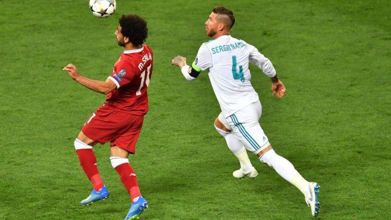 Südamest tulnud kaastunne? Sergio Ramos soovis Salahile head paranemist