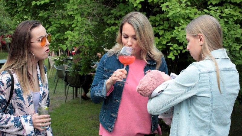 PILDID | Eesti noorim seltskonnastaar täidab vapralt oma kohustusi