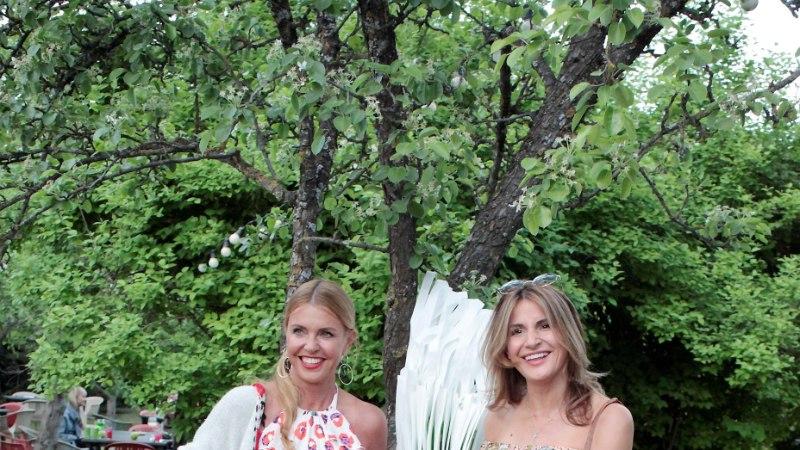PILDID JA VIDEO   Umami õunaaias toimus tiivuliste roheline pidu
