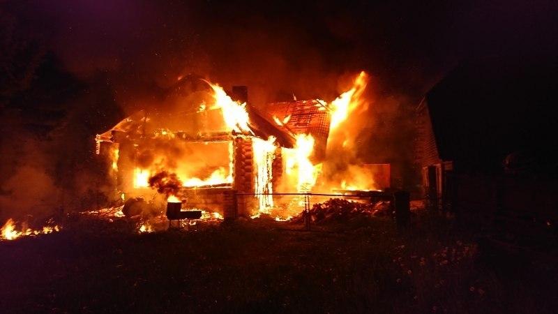 TULES VENNA KAOTANUD MEES: saan aru, kui üks kord läheb maja konist põlema, aga kui kolm korda, siis on ikka väga kahtlane!