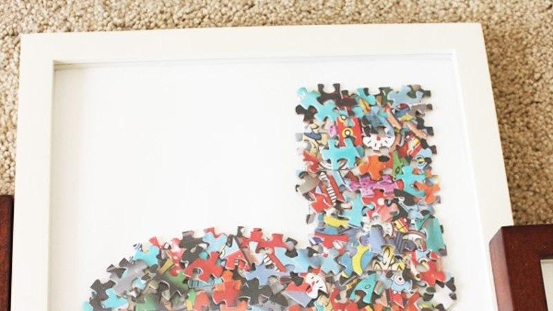 Tee ise puzzletükkidest pilt!