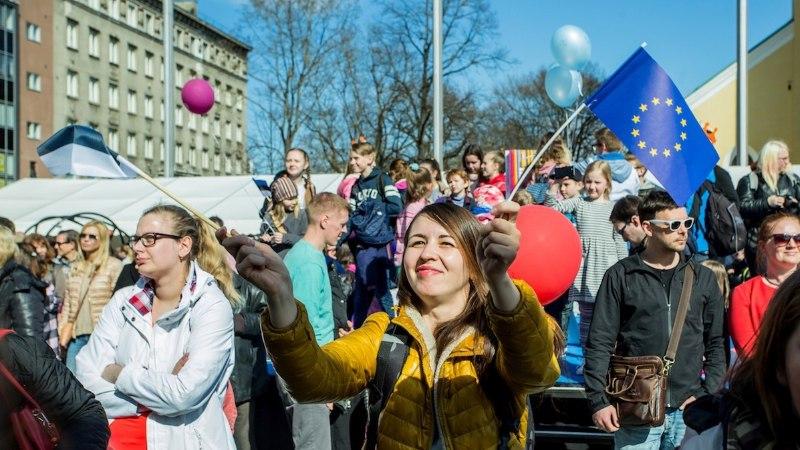 Euroopa sünnipäeva tähistatakse 16. maini üle Eesti