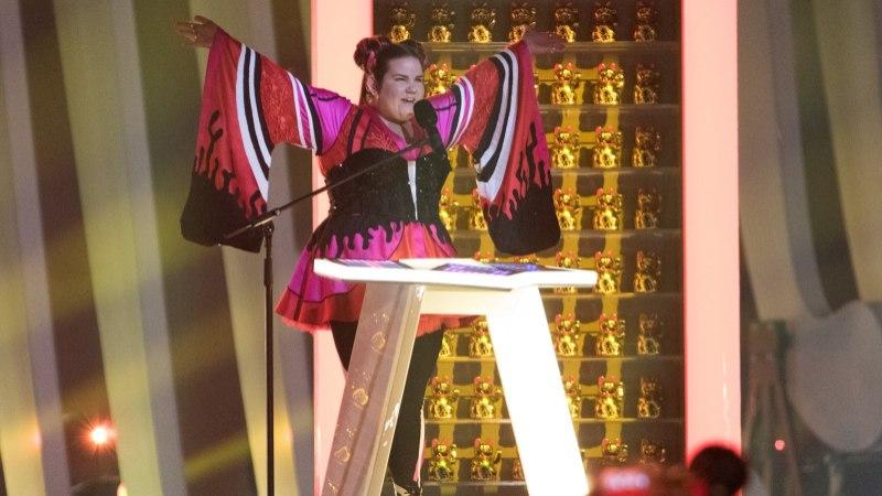 Eurovisioni võitnud Netta sõlmis lepingu kuulsa New Yorgi plaadifirmaga
