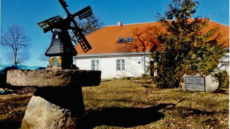 Nii nagu Prantsusmaal, nii ka Eestis: aiad avavad külastajatele uksed