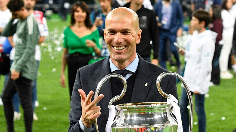 ŠOKK! Üliedukas Zinedine Zidane lahkub Madridi Realist