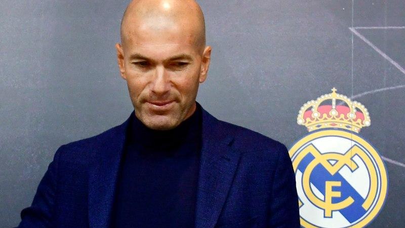 5 TREENERIT | Kellest saab Madridi Reali juhendaja pärast Zidane'i äkilist lahkumist?