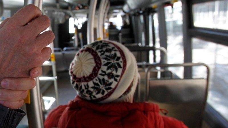 Kiri | Kellel on õigus ühistranspordi osas?