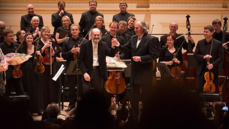 Eesti muusikud esitavad Arvo Pärdi loomingut kõrgetasemelisel kontserdil Rooma vanimas kirikus