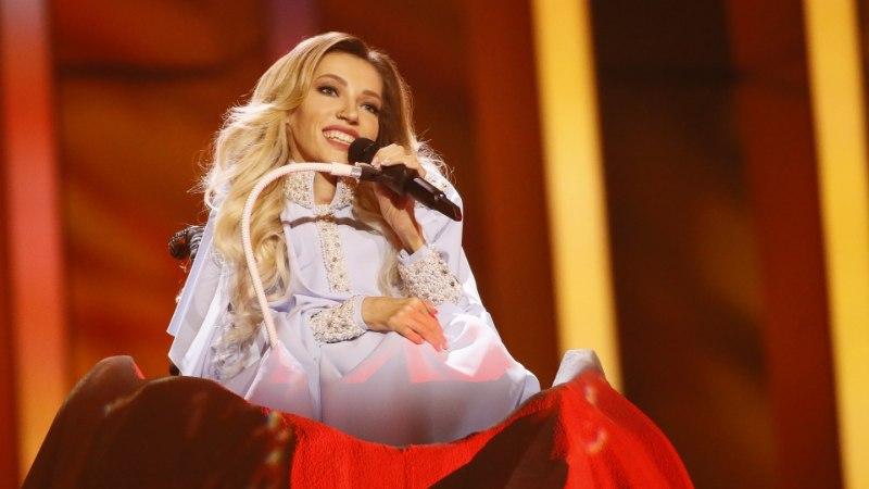ÕL INTERVJUU | Venemaad Eurovisionil esindav Julia Samoilova: helistan iga kord enne lavaleminekut oma emale