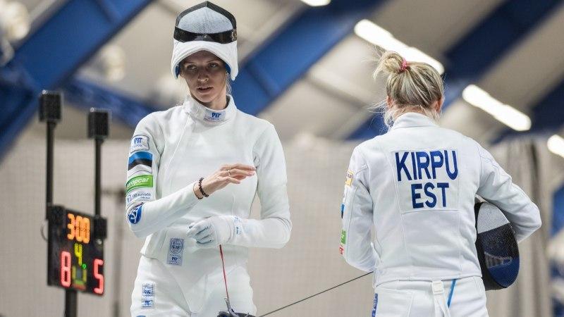 Eestlannade nukker päev Dubais: Kuusk kaotas viimasel sekundil, Lehis lasi hiilgava võimaluse käest