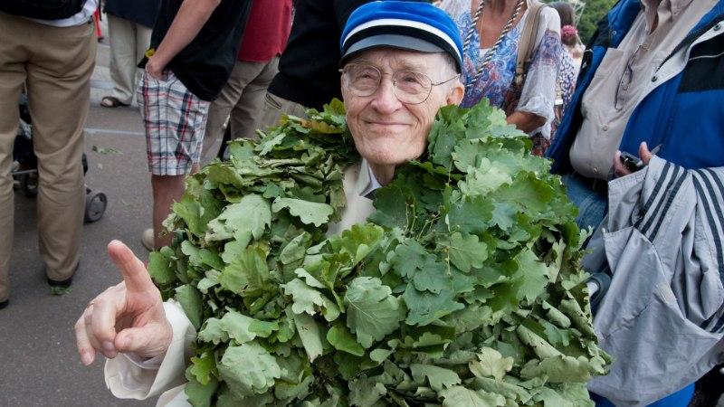 """101 AASTAT MUUSIKA TAKTIS: """"Kuni elu lõpuni oli Roman Toi tõeline Eesti mees selle kõige paremas tähenduses."""""""