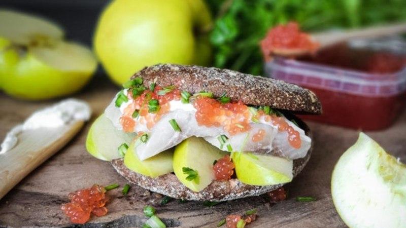 Hommikusöök blogija Paljas Porgand moodi: tervislikud hõrgud võileivad