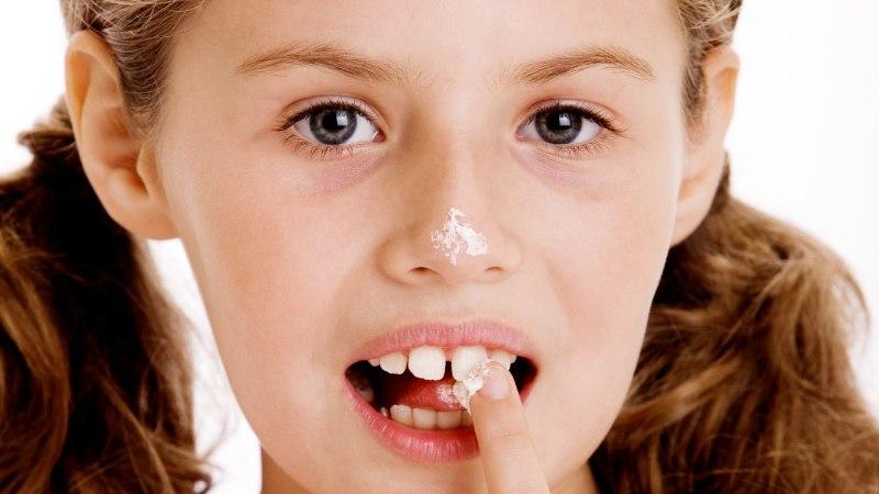 Ohhoo! Küünte närimine võib lapsed allergiast päästa