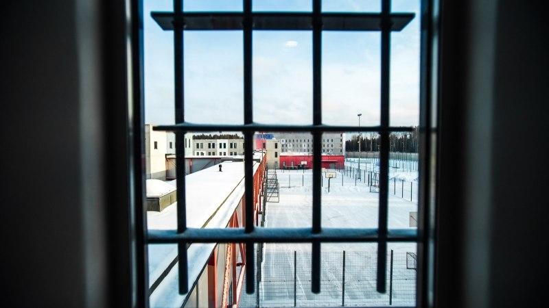 Järjekordne kinnipeetav võttis endalt vanglas elu