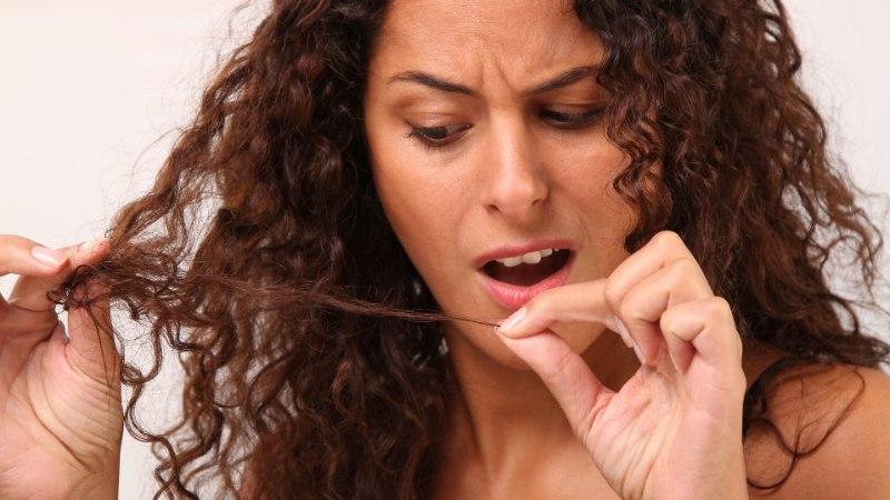 Kuidas vältida juukseotste lõhenemist?