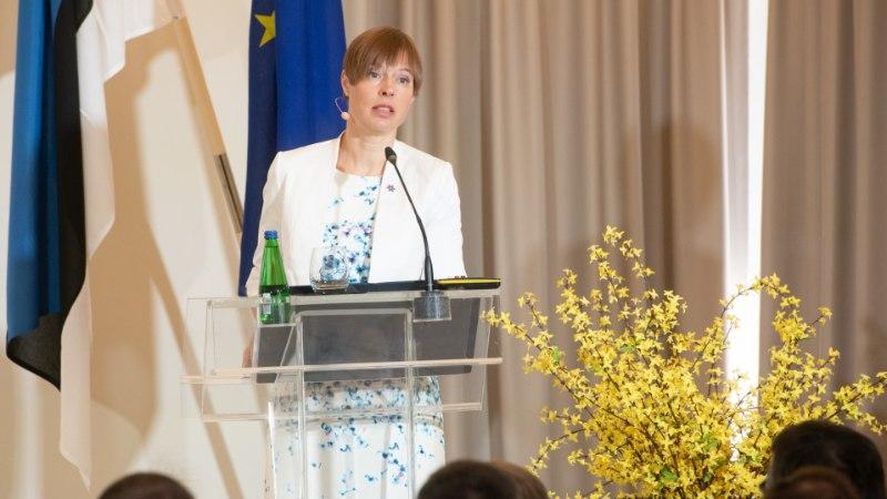 Kaljulaid: sellist Eestit me ju tahtsime?