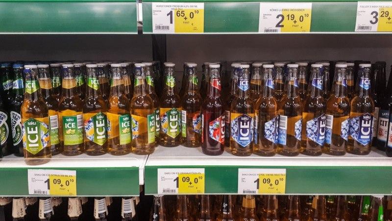 Alkohol sai peale karmid reklaamipiirangud