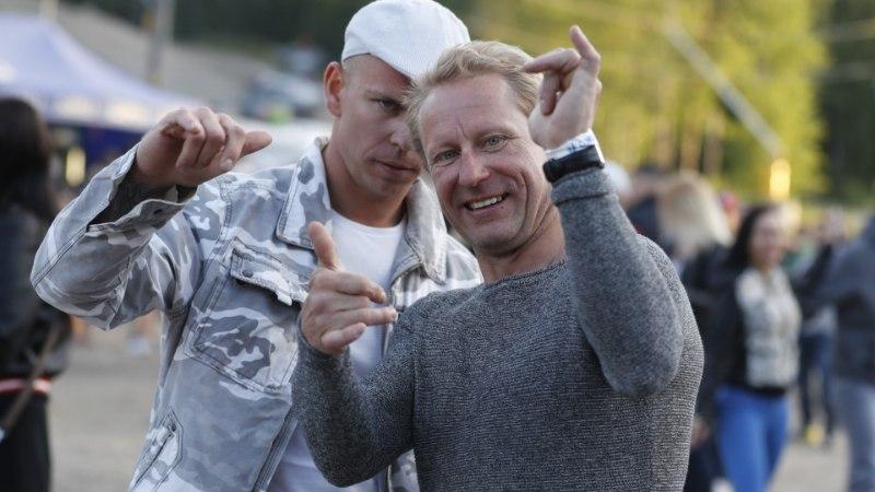 ÕHTULEHT SOOMES   Kuidas eestlastele jaanipidu meeldis ja miks on Soomes hea elada?