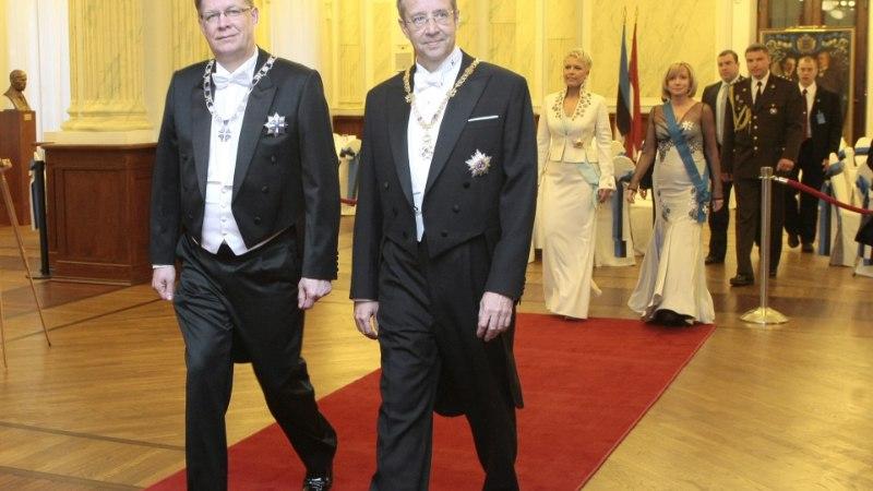 FOTOD | Sõpru kui palju! Tartusse tulevate riikide esindajad on Eestis sagedased külalised