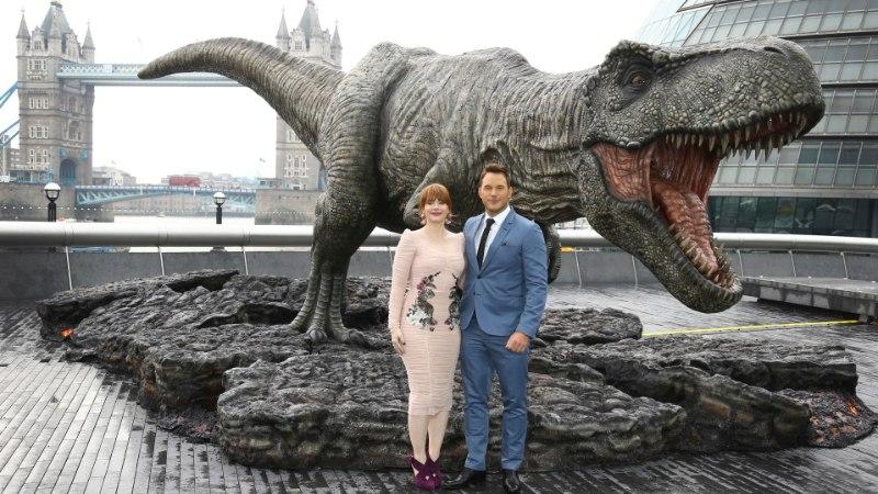 Dinosaurused vallutasid kinosaalid!