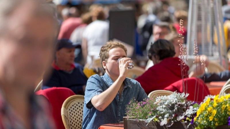 Kas jood liiga vähe? 10 märki vedelikupuudusest