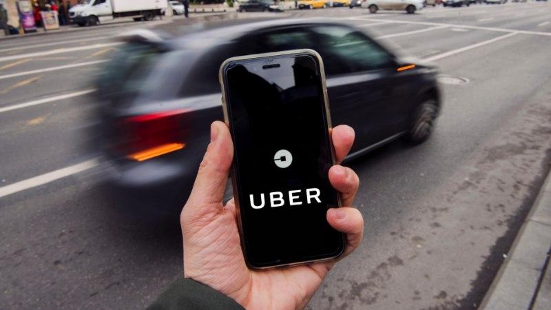Uber сможет определять пьяных пассажиров