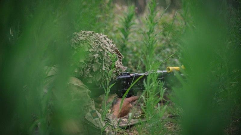GALERII | Eesti- ja liitlasüksused harjutasid õppusel Saber Strike kaitse- ja ründetegevusi