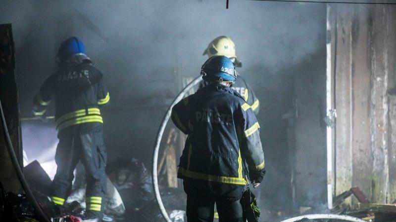 KINDEL: päästjate keskmine põhipalk tõuseb tuhande euroni