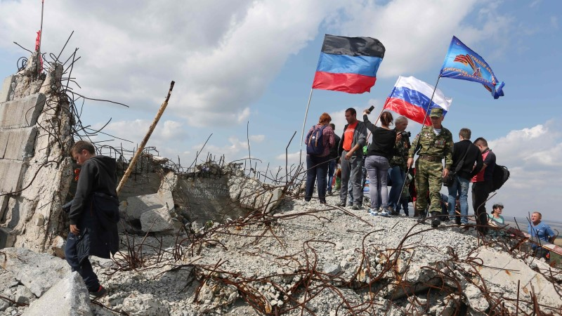Россия заплатит за Донбасс