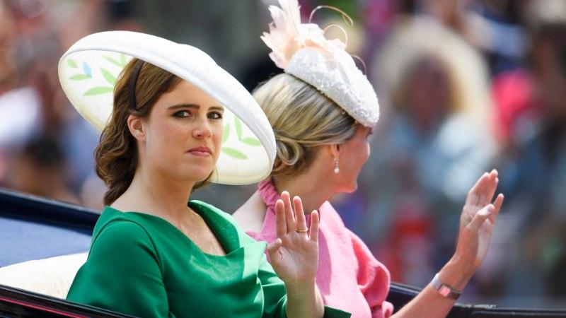 Printsess Eugenie sotsiaalmeediafotost tuli paks pahandus