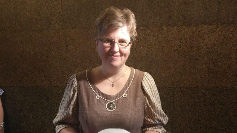 Kirikuõpetaja Annika Laats sai aasta seksuaaltervise edendaja tiitli