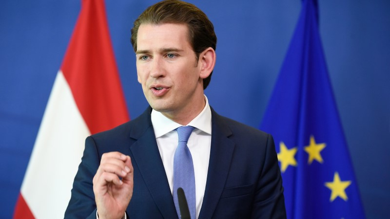 MOSLEMID PAHASED: Austria kantsler saab Türgist mõrvaähvardusi