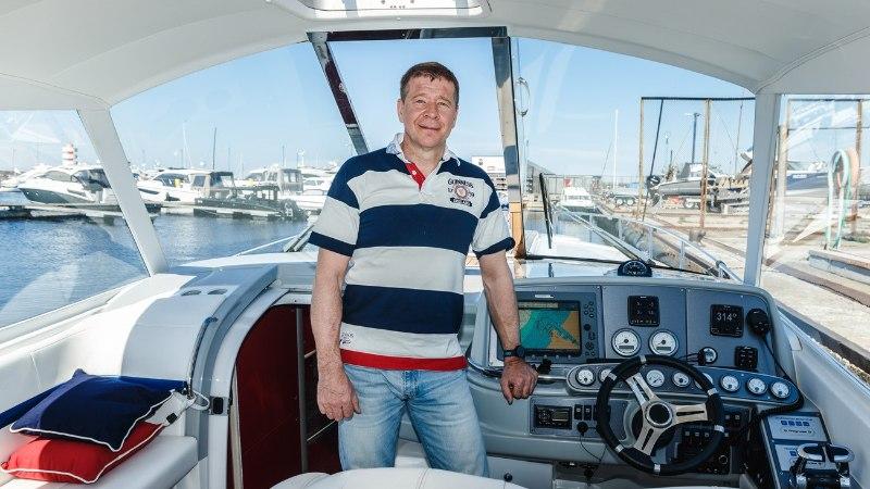 VIDEO   Marko Matvere tutvub saladusliku allveelaevade baasiga