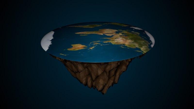 IDEE: kui Maa on lapik, tehtagu reality-saade, kus lamemaalased planeedi serva otsivad