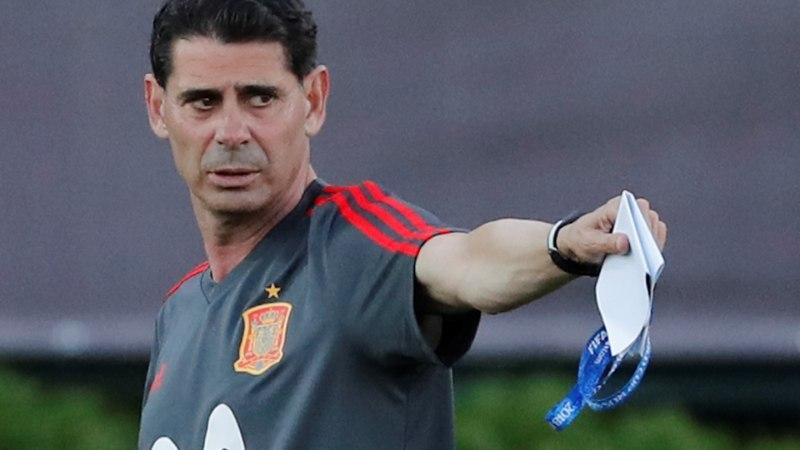 Hispaania koondise uus peatreener: ma ei saa paari päevaga muuta kahe aasta tööd