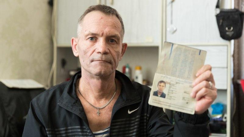 Ligi aasta dokumentideta: ametnike 20 aasta eest tehtud viga võttis Kohtla-Järve elanikult kodakondsuse